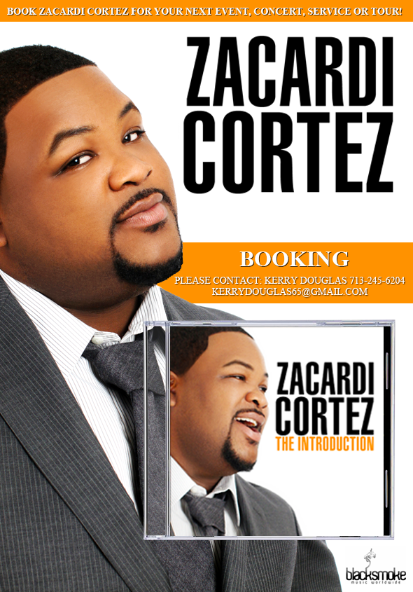 Book Zacardi Cortez for Your Next Event